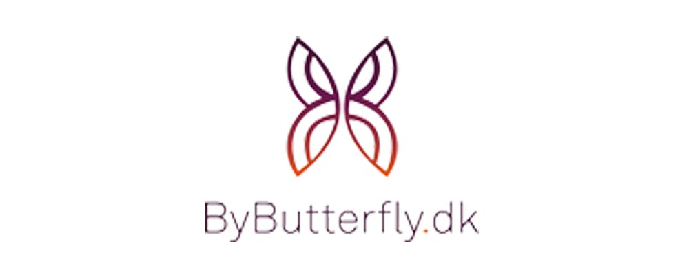 By butterfly holder Kari Traa lagersalg;