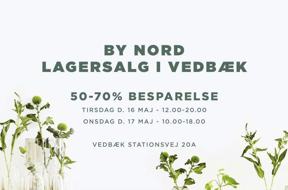 By Nord lagersalg;