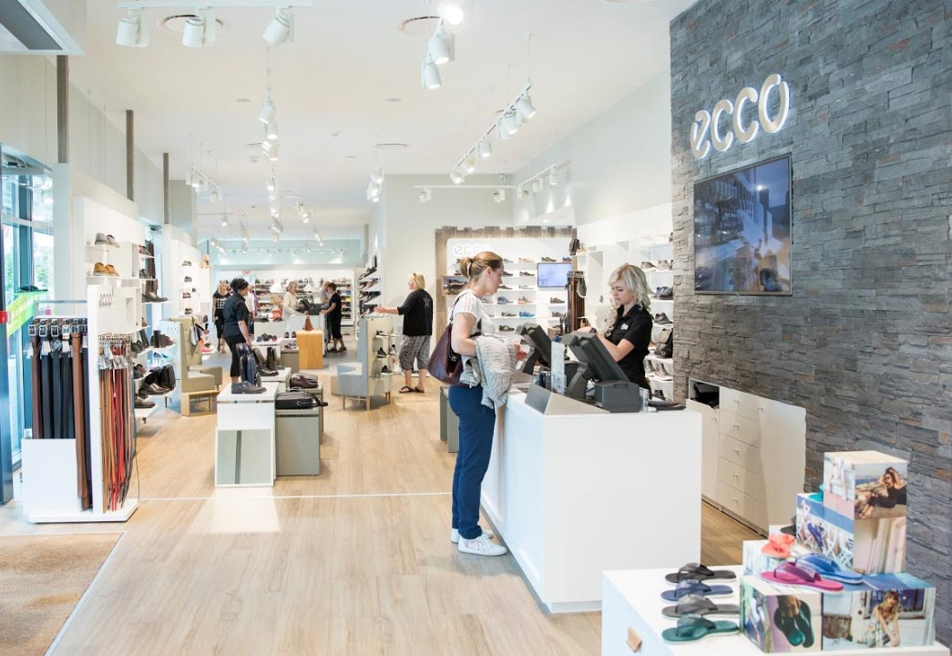 Ecco Store Outlet;