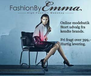 Fashion by Emma udsalg;