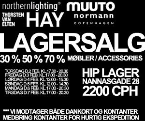 Hip Lager Møbler og accessories;