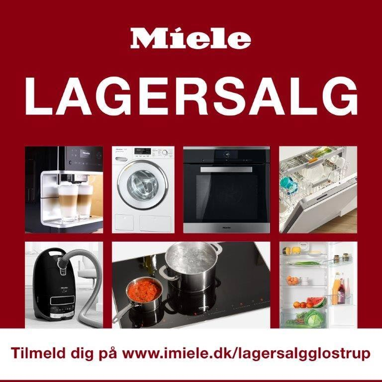 Miele lagersalg;
