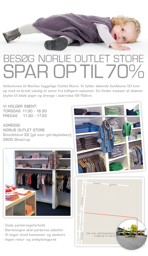 Norlie Outlet Store;