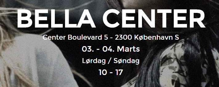 Outlet messe i Bella Center;