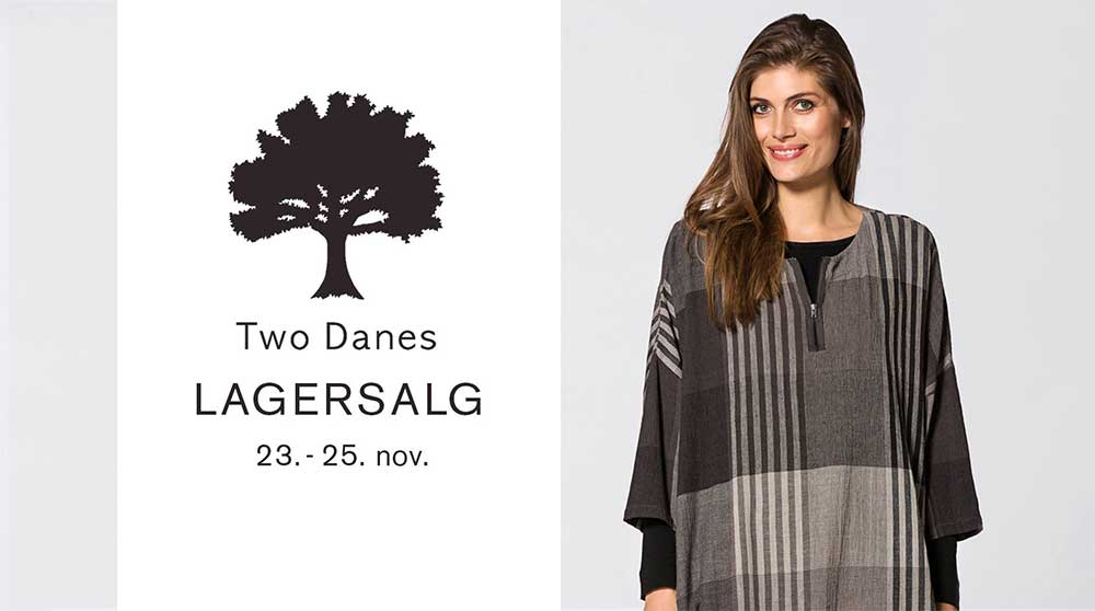 Two Danes lagersalg;