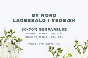 mere information omkring By Nord lagersalg