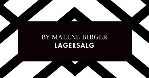 mere information omkring By Malene Birger lagersalg