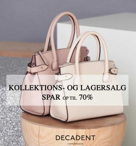 mere information omkring Decadent lagersalg