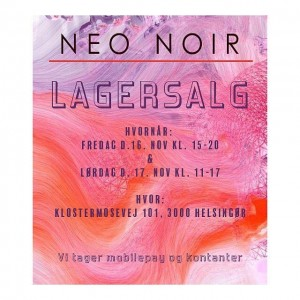 mere information omkring Neo Noir lagersalg