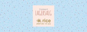 mere information omkring Rice lagersalg