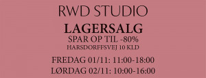 mere information omkring RWD lagersalg