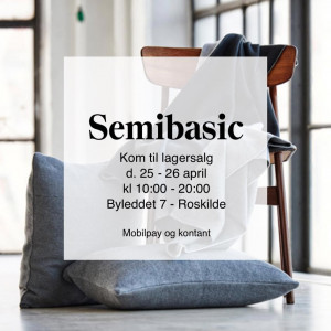 mere information omkring SemiBasic lagersalg